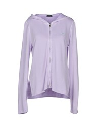Fred Perry Sweatshirts Lilac