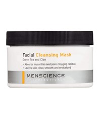Menscience Facial Cleansing Mask 3 Oz. 89 Ml
