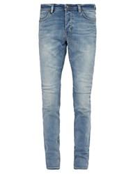 Neuw Iggy Skinny Fit Stretch Denim Jeans Blue