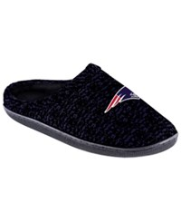 Forever Collectibles New England Patriots Knit Cup Sole Slipper Assorted