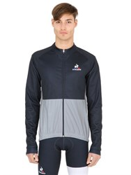 Le Coq Sportif Classic Soft Shell Cycling Jacket