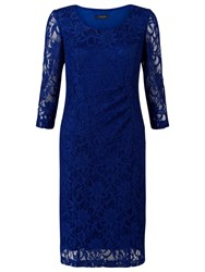 Precis Petite Lace Dress Imperial Blue