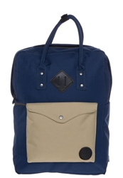 Enter Sports Rucksack Navy Khaki Dark Blue