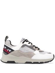 Tommy Hilfiger Logo Colour Block Sneakers 60