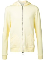 Oyster Holdings Malpensa Hoodie Yellow Orange