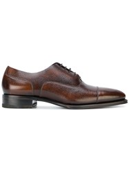 Dsquared2 Lace Up Oxford Shoes Brown