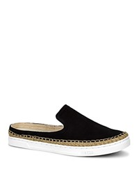 Ugg Caleel Platform Espadrille Slip On Sneakers Black