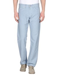 Murphy And Nye Casual Pants Sky Blue