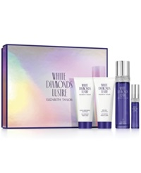 White Diamonds By Elizabeth Taylor Lustre Gift Set