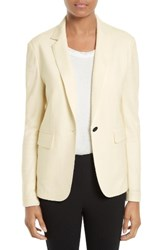 Rag And Bone Women's 'Club' Wool Blazer Off White