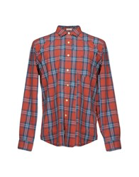 Dockers Shirts Red