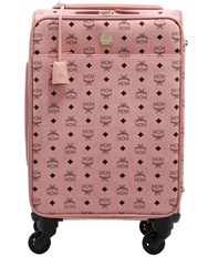 Mcm Small Carry On Suitcase
