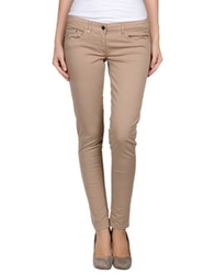 Elisabetta Franchi Jeans Casual Pants Light Purple