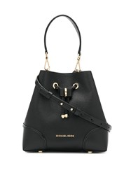 Michael Kors Collection Mercer Gallery Logo Bucket Bag 60