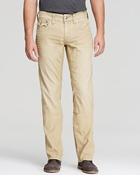 True Religion Jeans Ricky Relaxed Fit Cords St Khaki