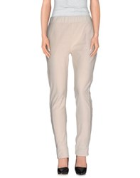 American Vintage Trousers Casual Trousers Women Ivory
