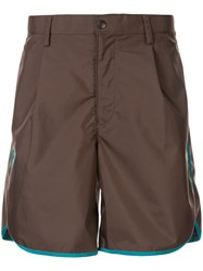 Kolor Contrast Piped Shorts 60