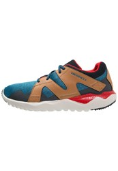 Merrell Trainers Seaport Blue