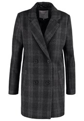 Minimum Corintha Classic Coat Dark Grey