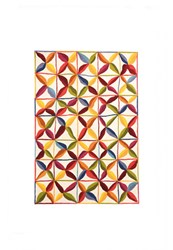Nani Marquina Kala Rectangular Rug Small 5 Feet 1 Inch X 7 Feet 3 Inches Yellow