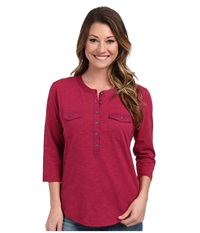 Kuhl Khloe Vino Women's Long Sleeve Pullover Burgundy