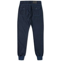 Bleu De Paname Denim Leisure Pant Blue