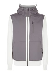 Victorinox Men's Indicator Hoody White