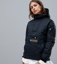 Columbia Challenger Pullover In Black 11 Black