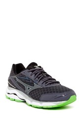 Mizuno Wave Inspire 12 Neutral Running Shoe Green