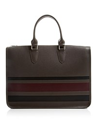 Longchamp Racing Stripe Document Case