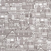 Graham And Brown Tudor Homes Wallpaper