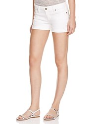 Paige Denim Shorts Jimmy Jimmy In Optic White