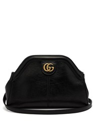 Gucci Re Belle Small Leather Cross Body Bag Black