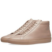 Common Projects Original Achilles Mid Pink