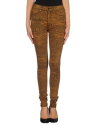 Dr. Denim Jeansmakers Denim Pants Ocher