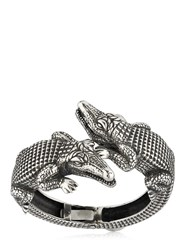 Cantini Mc Firenze Kokko Twins Antique Finish Bracelet Silver