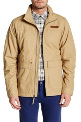 Columbia Tech Terrain Softshell Jacket Brown