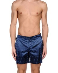 Alexander Mcqueen Trousers Bermuda Shorts Men