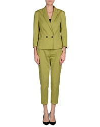 Mauro Grifoni Suits And Jackets Women's Suits Women Acid Green