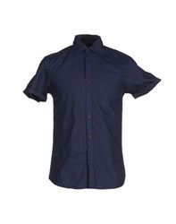 Scotch And Soda Shirts Shirts Men Dark Blue