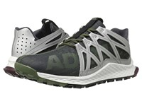 Adidas Vigor Bounce Base Green Black White Men's Running Shoes