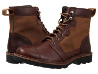 Chrome 503 Combat Boot Amber Lace Up Boots Bronze