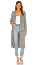 Cupcakes And Cashmere Victoria Duster In Gray. Heather Grey