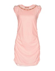 Coast Weber And Ahaus Short Dresses Pink