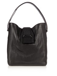 Max Mara Mia Shoulder Bag Black