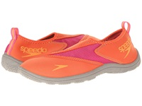 Speedo Surfwalker Pro 2.0 Flame Neutral Grey Women's Shoes Orange