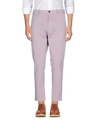 Messagerie Casual Pants Light Pink