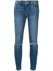 Current Elliott Ripped Detail Jeans 60