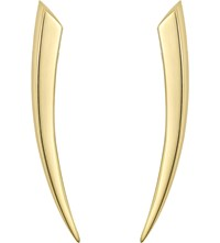 Shaun Leane Sabre 18Ct Yellow Gold Earrings
