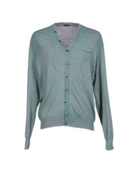 Paolo Pecora Cardigans Green
